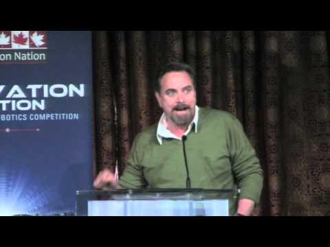 Innovation Nation Patrick McKenna