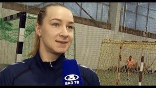 """Полина Горшкова в программе """"Спорт онлайн"""" на """"ВАЗ-ТВ"""""""