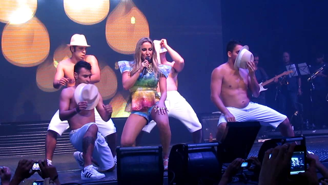 video da coreografia largadinho claudia leitte