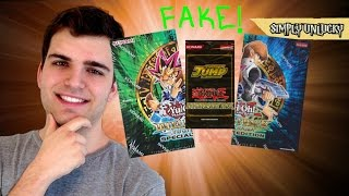 Best Yugi and Kaiba FAKE Anniversary Pack Opening! Return of the Faker, OH BABY!!