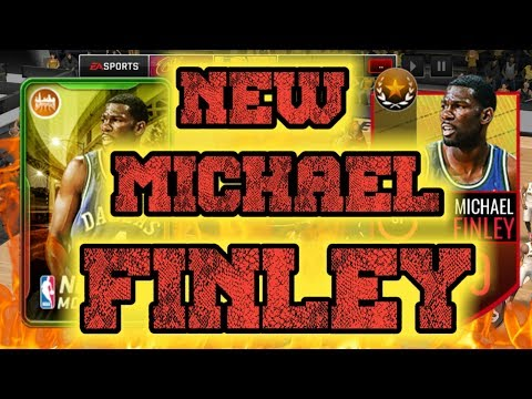 NEW CHICAGO COURTS PACK OPENING + LIVE 99 OVR CHICAGO LEGEND MICHAEL FINLEY GAMEPLAY!!!