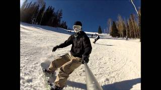 Ski Apache 12-29-11, First GoPro Video