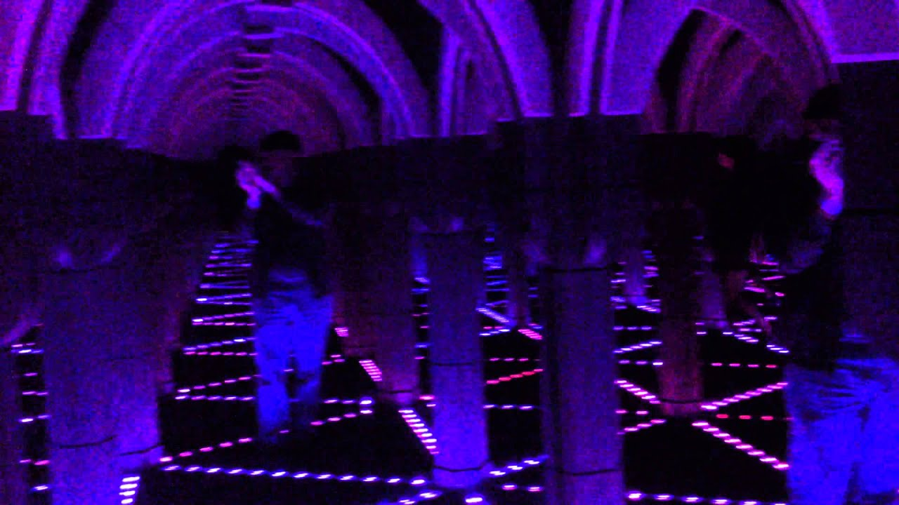 Mirror Maze San Antonio Texas Youtube