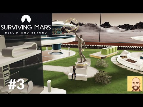Below and Beyond (Full Release) - Hardest Map - Surviving Mars - Ep 3 |