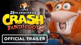 Crash Bandicoot's 25th Anniversary - Official Celebration Trailer