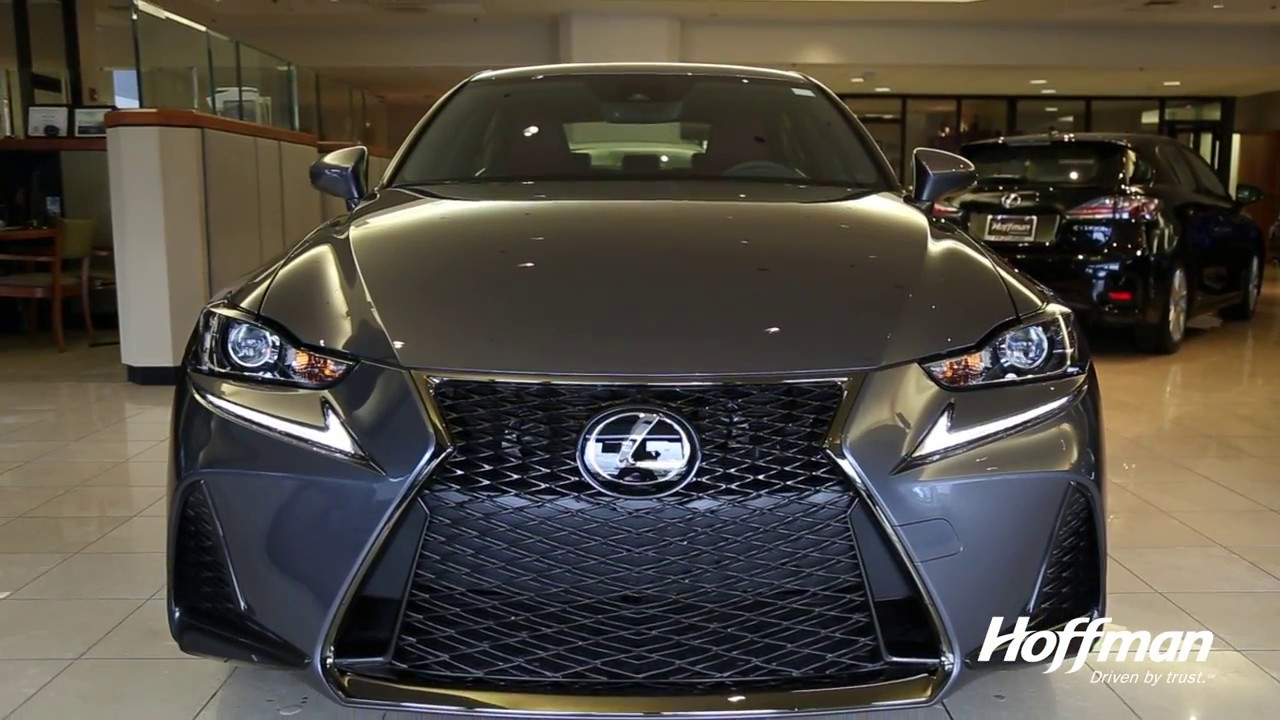 2017 lexus is 300 f sport youtube. Black Bedroom Furniture Sets. Home Design Ideas