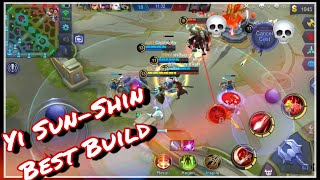 Yi Sun-Shin BEST BUILD + Guide from Player Point Of View