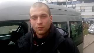 Видео-отзыв, FORD TOURNEO CONNECT, 2008 г.,1.8, дизель, механика, текстиль – 3400 евро + услуги