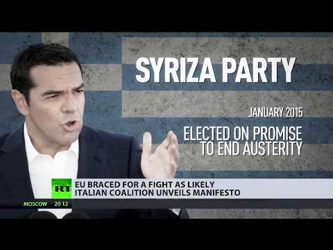 Drop Russia sanctions, Italy's M5S & Lega Nord urge in landmark govt pact