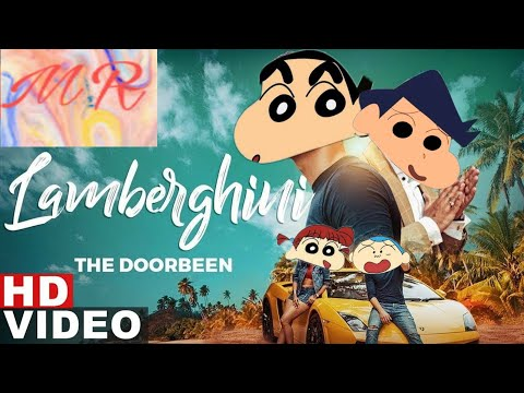 Lamberghini (Full Video) | The Doorbeen Feat Ragini | (Shinchan Version) Ft | Naini |