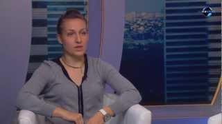 DIGI Sport, Reggeli Start - Szász Kitti