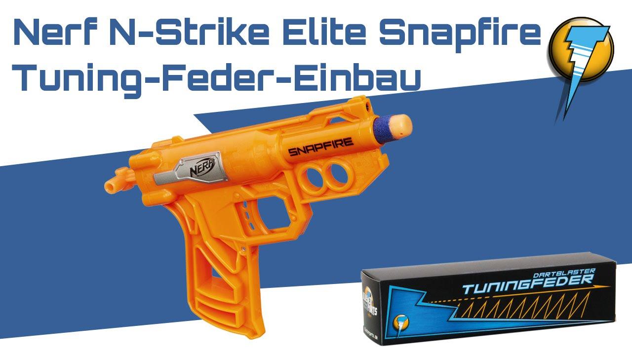 Blasterparts Mod Guide - Nerf N-Strike Elite Snapfire [Modification Spring]]