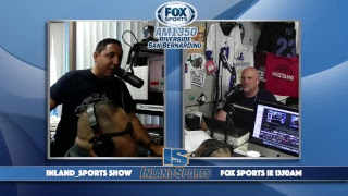 LIVE! The Inland_Sports Show Fox Sports Inland Empire 1350AM (8-13-18)