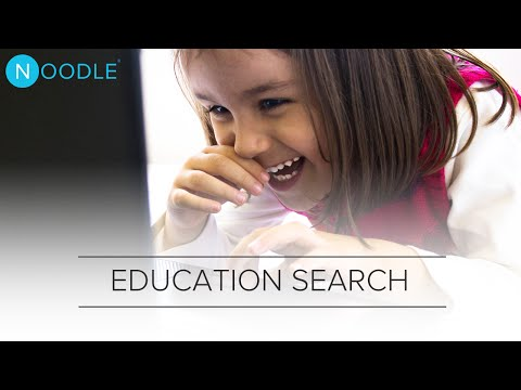 Find A Smarter Education Search | Noodle