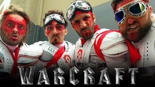 WE PLAY WARCRAFT CTF IN REAL LIFE!!!