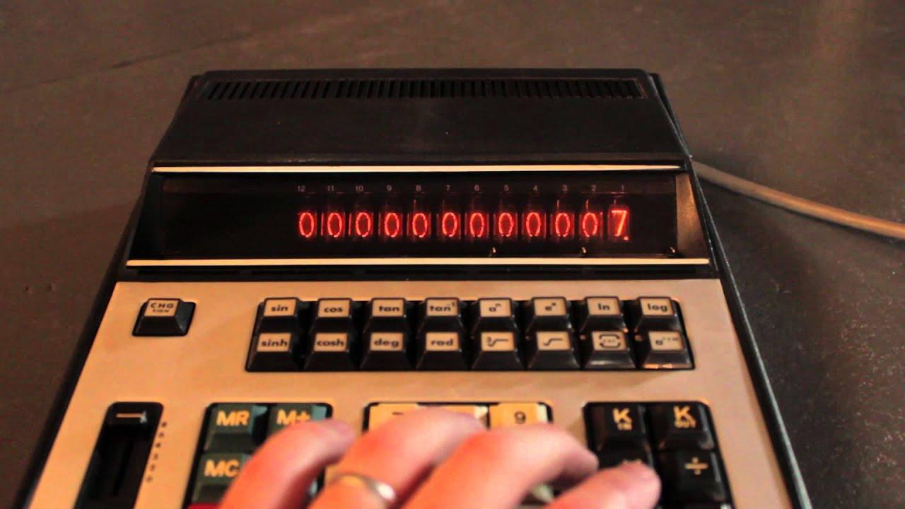 CASIO FX 1 Scientific Calculator
