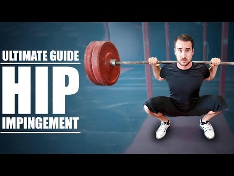 The Ultimate Guide To Hip Impingement For Powerlifters & Weightlifters ft. Shane Dowd