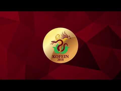 Teaser Video of KOFEIN 2018