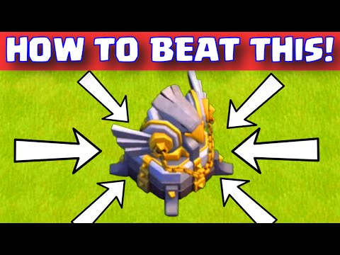 Clash Of Clans NEW TOWN HALL 11 MAXED LEVEL EAGLE ARTILLERY DEFENSE STRATEGY HOW TO ATTACK BEAT IT