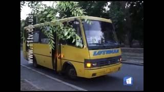 У Дніпрі водії джипа і автобуса не поділили дорогу