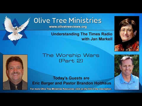 The Worship Wars (Part 2) – Pastor Brandon Holthaus and Eric Barger