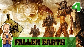 Fallen Earth Gameplay Part 4 - Whiplash - Let's Play Series