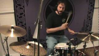 Alice In Chains - Would? (Drum Cover) - Roy Van Tassel - NJ Drum School