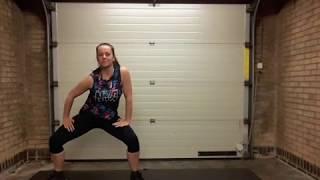 Dancefitness - Get Ugly - Jason Derulo