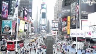 Day 1 in New York City