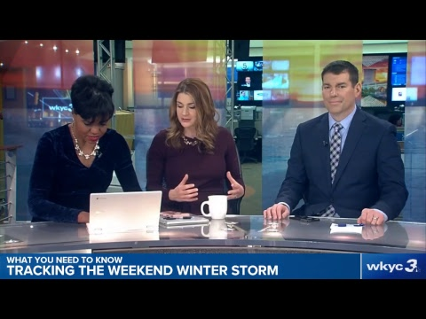 Don Action Jackson - Parking Bans To Be Aware Of During The Storm This Weekend