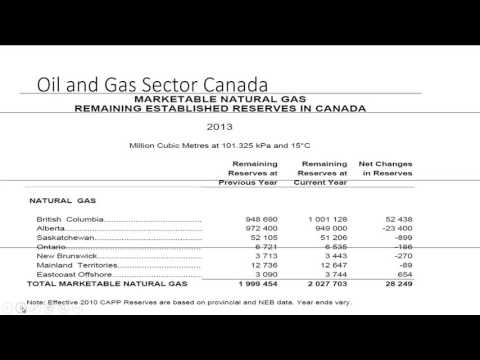Oil Industry -  Canada and United States -  Market and Government Policies