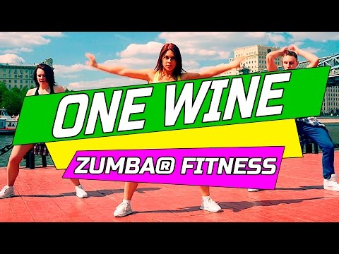 Machel Montano & Sean Paul ft Major Lazer - One Wine | Zumba Fitness 2017 [4K]