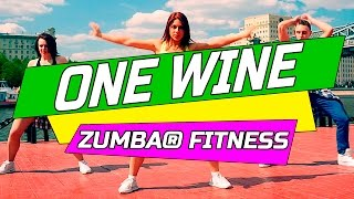 Machel Montano & Sean Paul ft Major Lazer - One Wine | Zumba Fitness 2016 [4K]