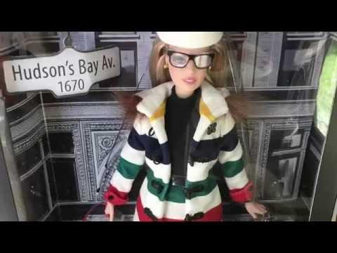 Hudson Bay Barbie