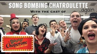 Cast of Drowsy Chaperone Song Bombs Chat Roulette