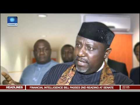 News@10: Buhari Thanks Guinean Counterpart For Support On Recovery 25/07/17 Pt 1