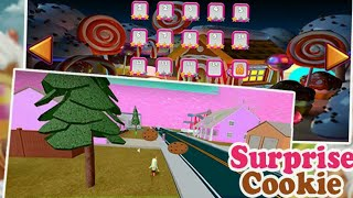 Roblox, Crazy cookie the Roblox swirl game