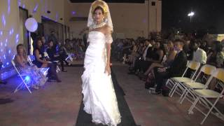 Queen Of The Brides at The Haute Couture Fashion Show. Thumbnail
