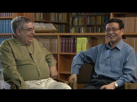 A conversation between Yitang Zhang and Daniel Goldston [HD] [2013