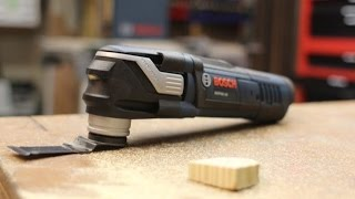 Bosch StarlockMAX Oscillating Multi-Tool GOP40-30 So what's all thi...