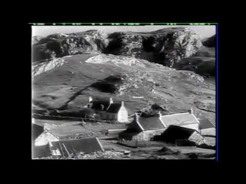 Crofters -  A 1944 Film Showing Life On Scottish Crofts In Wartime