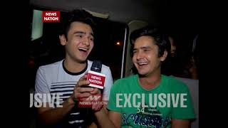 News Nation Exclusive: 'Ye Unn Dino ki Baat Hai' starcast celebrates New Year