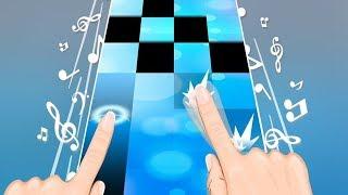 Решил взять уроки музыки у игры[плитки фортепиано 2](Мобильные игры)