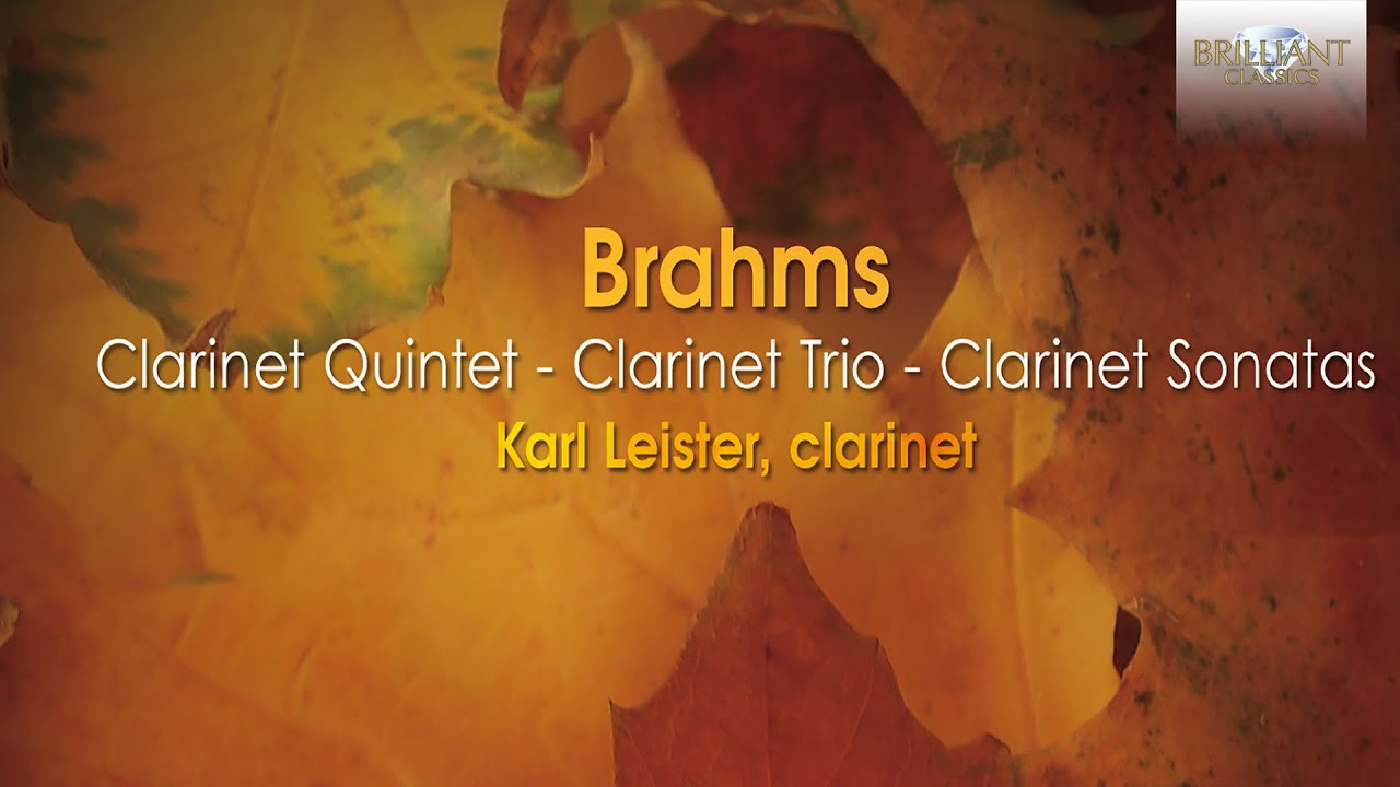 Brahms: Chamber Music with Clarinet