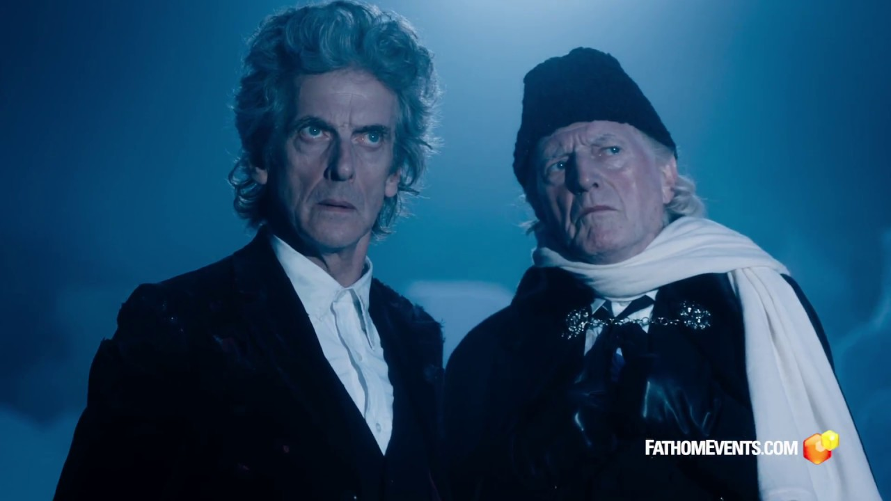 Doctor Who Christmas Special Theaters.Doctor Who Christmas Special Will Screen In Theaters