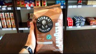 Обзор зернового кофе Lavazza Tierra Selection
