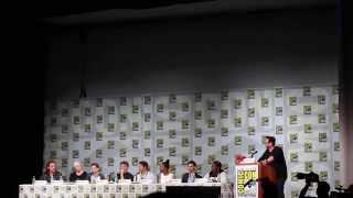 Comic Con 2014: TV Guide Fan Favorites Panel, Part 2