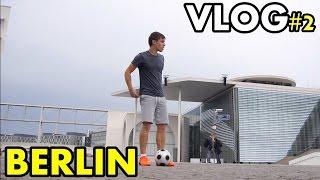 VLOG: Живой Футбол на THE BASE BERLIN ! часть 2