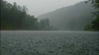 YouTube- Sounds of Rain and Thunder on the River
