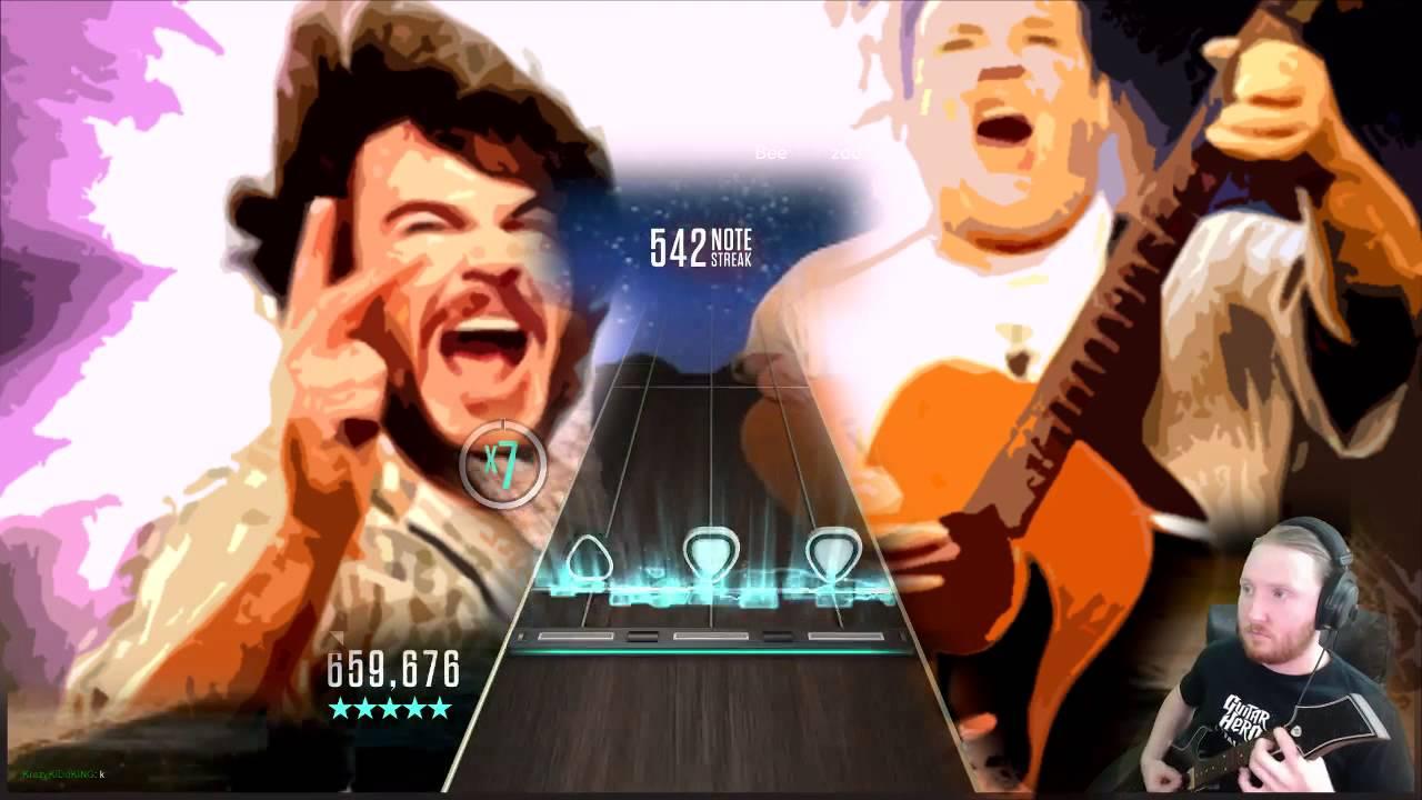 Tenacious D Tribute Guitar Hero Live Expert 100 Full Combo